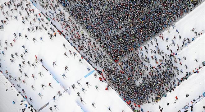 科普   Loppet 一场风靡全球的冰雪奇缘