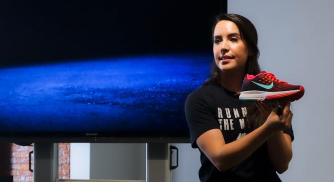 掌控最佳的速度—专访Nike Zoom Air跑鞋类产品经理Kelsey Yonker