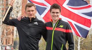 人物   不仅快,而且帅,英国两兄弟入选奥运马拉松国家队