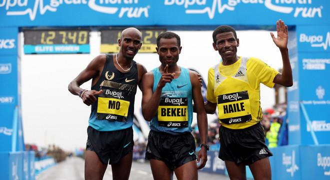 马拉松运动员为什么能够老而弥坚?