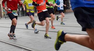 《跑者专栏:一堆》之跑步?搏击?