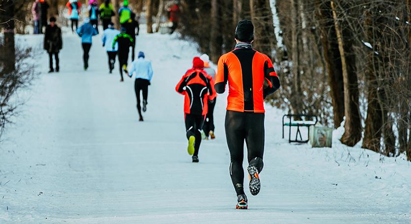冬天到了 还能跑得远吗?