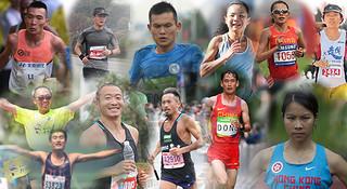 2016爱燃烧年终回顾 | 中国马拉松年度人物