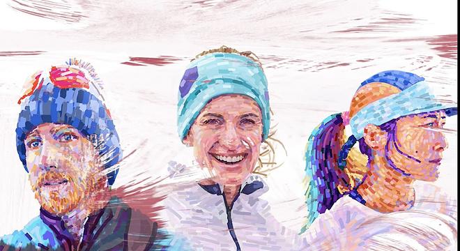 人物 | 为了和基普乔格、科斯盖奥运会同场竞技,这三位跑者做了什么努力?