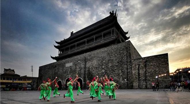 2019 凤阳明中都国际马拉松赛