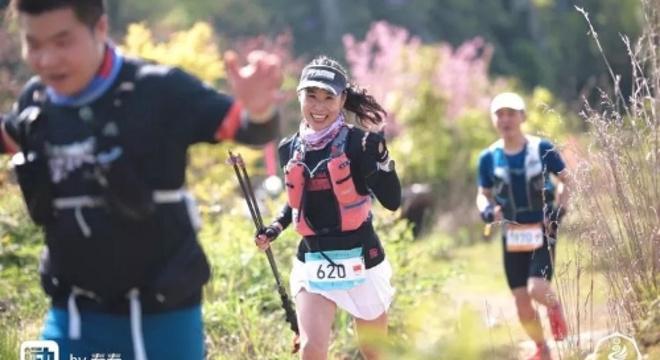 我在江南樱花季,遇见最勇敢的自己——记首百四明山110km越野赛