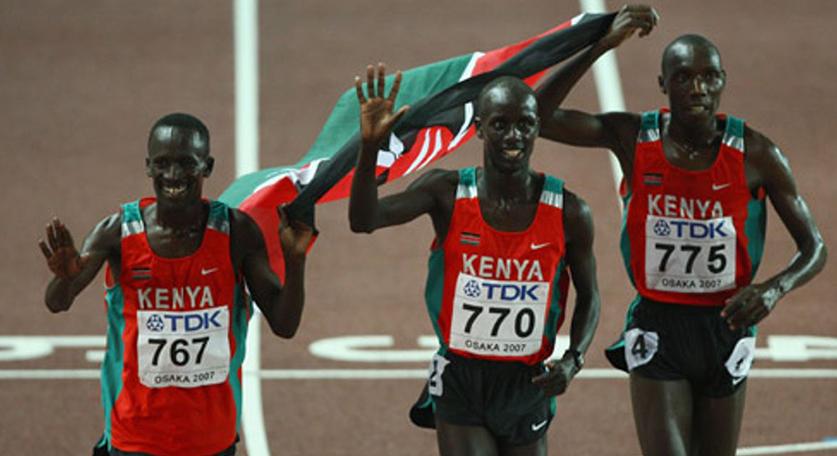 长跑之国的另一面:肯尼亚与兴奋剂