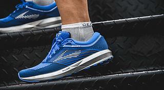 跑鞋 | Brooks Levitate 黑科技带来出色脚感