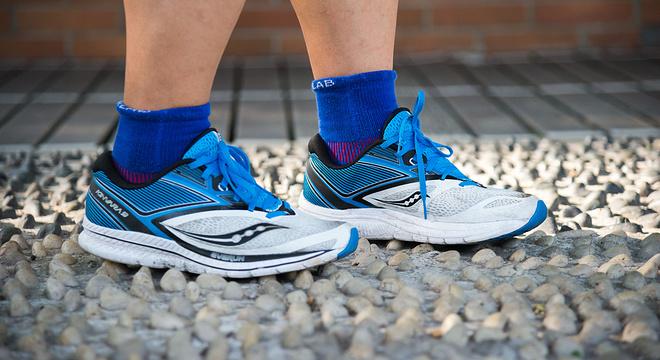 跑鞋 | Saucony Kinvara 9深度评测 一双优秀的轻量训练鞋该有的模样
