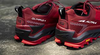 跑鞋|一挑百里 ALTRA OLYMPUS 4.0