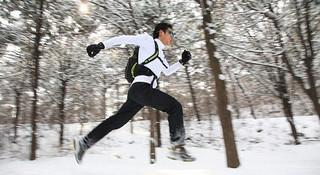 冬季跑步的好办法