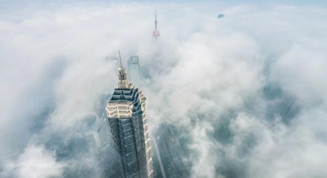 2018 国际垂直登高大奖赛总决赛·上海金茂大厦站