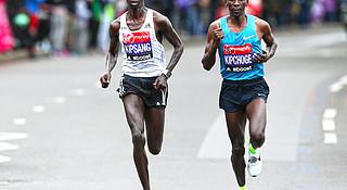 前世界纪录保持者基普桑被禁赛4年 鸿星尔克牵手合肥马拉松 | 跑圈十件事