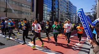热点 | 除了刷新赛道纪录 2017年东京马拉松还有什么