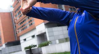 运动不止一面—ODLOJacket 3in1 Logic ZEROWEIGHT女子秋冬跑步夹克评测