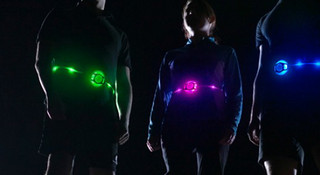夜行无忧—Glowbelt安全腰带