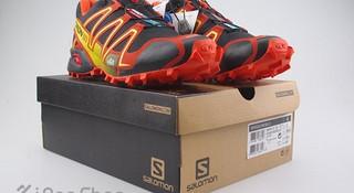 重度保护 萨洛蒙(Salomon)Speedcross 3 开箱介绍