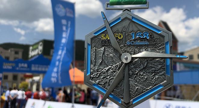 崇礼初体验——2019 Columbia崇礼168越野赛35公里组赛记