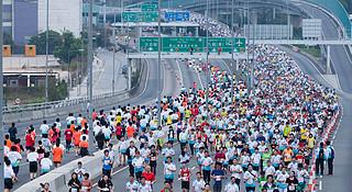 跑鞋战力榜 Vol.08 | 亚洲最难赛道对决 阿迪险胜耐克