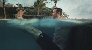 除了游泳,泳池里还能干什么?—水中核心力量训练