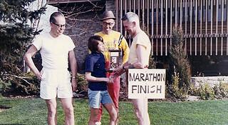 女跑者   莫琳曼库索:被遗忘的13岁世界纪录保持者