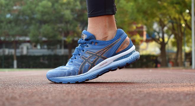 位置互换之后的均衡——Asics Gel-Nimbus22 跑鞋