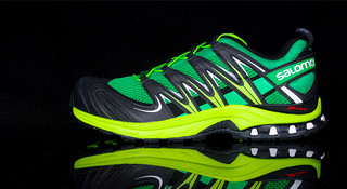 户外全天候—萨洛蒙Salomon XA pro 3D山地越野跑鞋