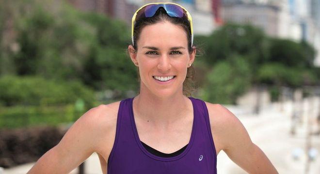 人物 | 格温·约根森:从安永美女会计师 到奥运会铁三冠军