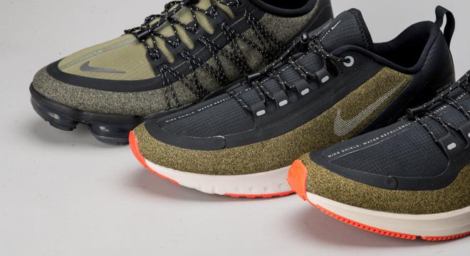 开箱   Nike Run Utility冬季款跑鞋 不给你冬天厌跑的借口