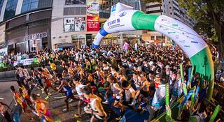 参赛指南 | 去跑香港马拉松的必备技能