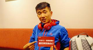 专访   孤独的领跑者 大连100赛前与闫龙飞聊跑步