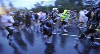 经验   别让下雨毁了你的杭州马拉松