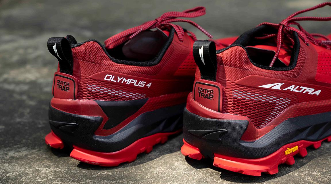 越野跑鞋 一挑百里 ALTRA OLYMPUS 4.0