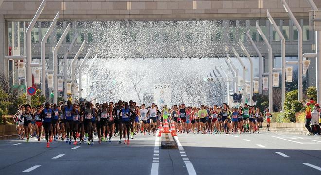 热点 | 东京马拉松是怎样炼成的?