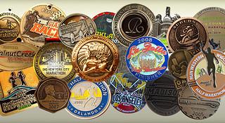 年中盘点 |  马拉松完赛品 你中奖了还是中招了?