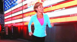 人物 | 说来也巧,是不是政坛女精英都爱跑步?
