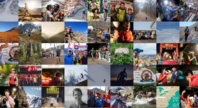 2016爱燃烧年度回顾 | 这一年关于世界越野跑圈的A-Z