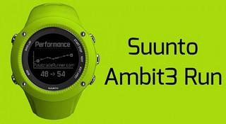 新品   一抹苹果绿,Suunto发布Ambit3 Run