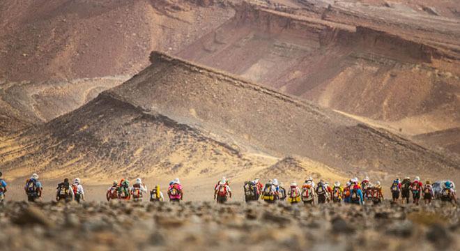 极限穿越—撒哈拉沙漠马拉松