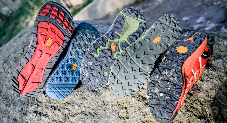TopX | 五双Vibram大底越野跑鞋横评 看一看哪双最防滑