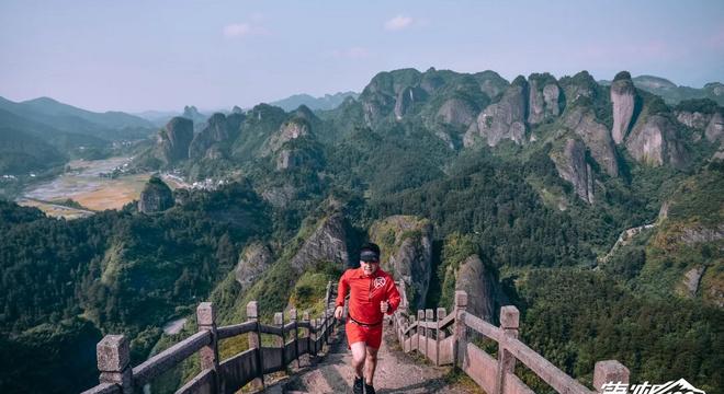 2020潇湘100第四届崀山国际越野赛