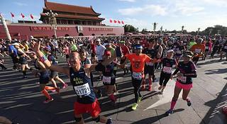 热点 | 2017中国马拉松数据发布 1102场比赛498万人次参与比赛