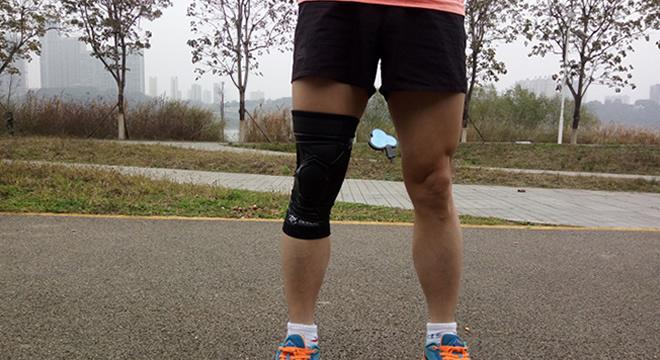 给膝盖做好安全防护,DJP Trizone护膝体验