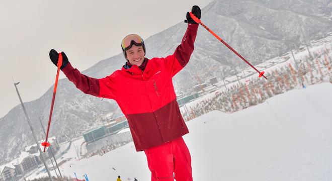 雪域竞技,引领冬日户外热潮 ——2019冬季 X Game金牌及2018平昌冬奥会银牌获得者Columbia自由式滑雪运动员ALEX FERREIRA媒体见面会
