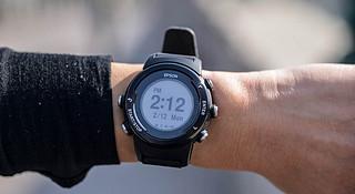 手表 | 独特的墨水屏 Epson爱普生 ProSense X-100深度评测(一)