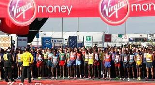 非洲天团英伦誓破世界纪录,伦敦马拉松本周日火烫发枪