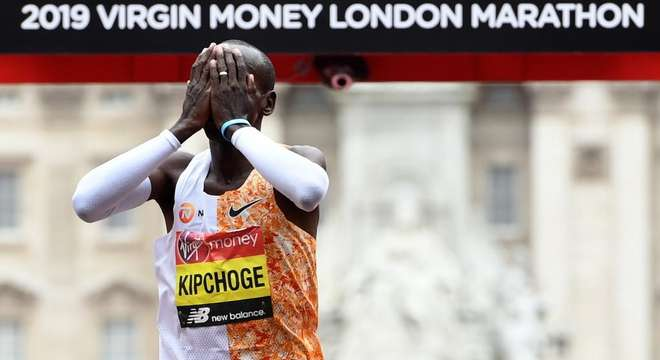 2019伦敦马拉松 | 除了世界记载 这里拥有统统