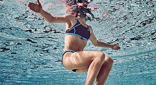 想跑得更快?先在水里泡一会儿