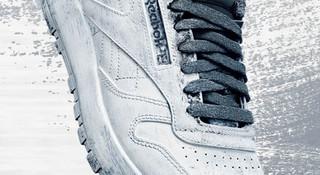 Reebok 锐步与 Maison Margiela 发布Classic Leather Tabi联名运动鞋