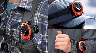 Gopro新挑战?—CASIO 卡西欧推出可分离运动相机EXILIM EX-FR10